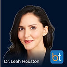 BackTable Podcast Guest Dr. Leah Houston