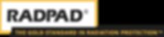 RADPAD radiation protection logo