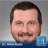 Dr. Mike Watts on the BackTable Podcast