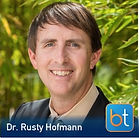 "BackTable Podcast Guest Dr. Lawrence ""Rusty"" Hofmann"