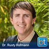 """BackTable Podcast Guest Dr. Lawrence """"Rusty"""" Hofmann"""
