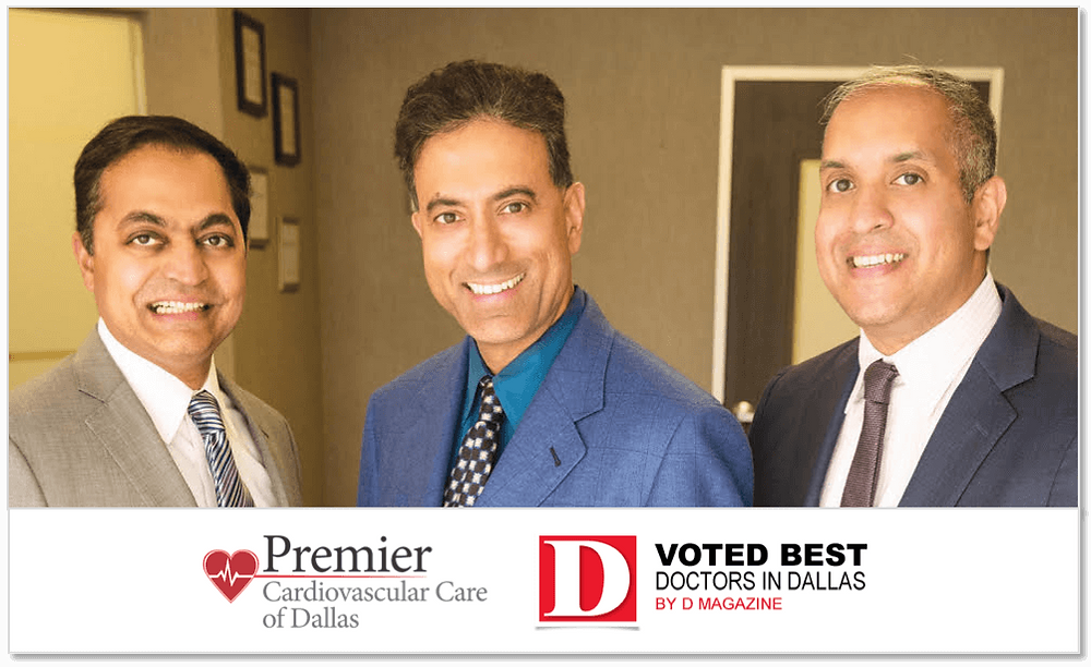 Cardiologists at Premier Cardiovascular Care of Dallas