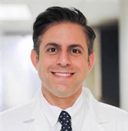 Fibroid Specialist Dr. Michael Lalezarian in Los Angeles headshot