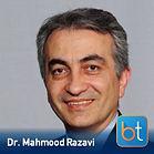 BackTable Podcast Guest Dr. Mahmood Razavi