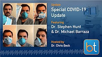 COVID-19 Update Podcast Guest Dr. Stephen Hunt