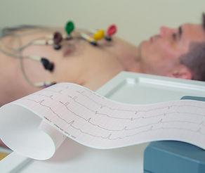 Electrocardiogram EKG ECG