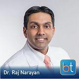 Dr. Raj Narayan on the BackTable Podcast