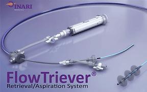 Inari Medical Flowtriever Sponsorship on BackTable