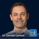 Dr. Donald Garbett on the BackTable Podcast