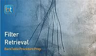 Filter Retrieval Procedure Prep