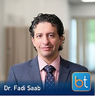 Deep Venous Arterialization for CLI BackTable Podcast Guest Dr. Fadi Saab