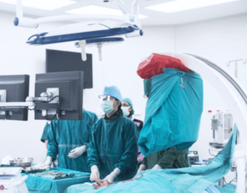 radial-artery-access-blurry-cath-lab