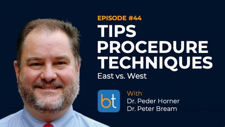 TIPS Procedure Techniques: East vs. West