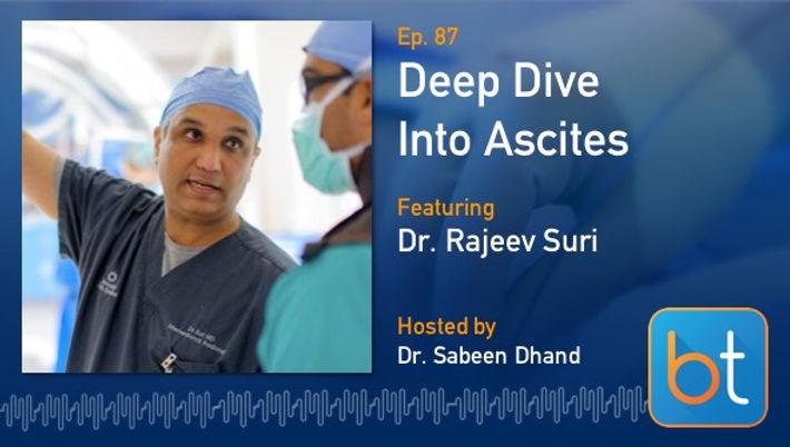 Transcript: Deep Dive Into Ascites