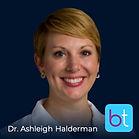 BackTable ENT Podcast Guest Dr. Ashleigh Halderman