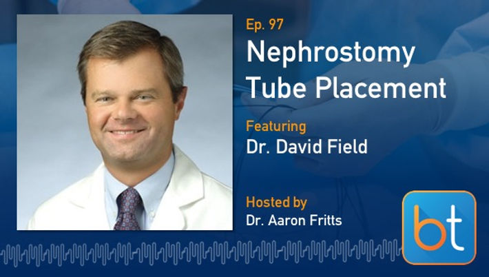 Transcript: Nephrostomy Tube Placement: Basic to Advanced