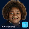 Dr. Carrie Francis on the BackTable ENT Podcast