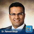 BackTable Podcast Guest Dr. Rakesh Ahuja