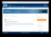 BackTable App Forum Screen Desktop