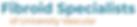 Fibroid Specialists of University Vascular Los Angeles logo