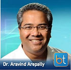 BackTable Podcast Guest Dr. Aravind Arepally