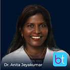 BackTable ENT Podcast Guest Dr. Anita Jeyakumar