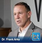 BackTable Podcast Guest Dr. Frank Arko