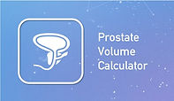 Prostate Volume Calculator on BackTable