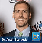 Cone Beam CT Podcast Guest Dr. Austin Bourgeois
