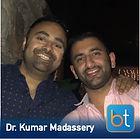 BackTable Podcast Guest Dr. Kumar Madassery