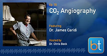 CO2 Angiography BackTable Podcast Guest Dr. Jim Melton