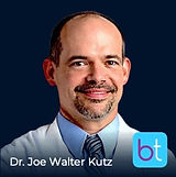 Dr. Joe Walter Kutz on the BackTable ENT Podcast