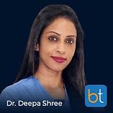 Dr. Deepa Shree on the BackTable Podcast