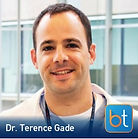 BackTable Podcast Guest Dr. Terence Gade