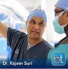BackTable Podcast Guest Dr. Rajeev Suri