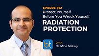 Radiation Safety Podcast Guest Dr. Jacob Bundy