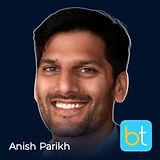 Anish Parikh on the BackTable Podcast