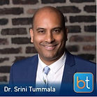 BackTable Podcast Guest Dr. Srini Tummala
