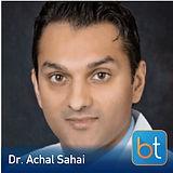 Dr. Achal Sahai on the BackTable Podcast