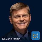 BackTable Podcast Guest Dr. John Martin