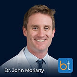 Dr. John Moriarty on the BackTable VIR Podcast