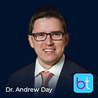 BackTable ENT Podcast Guest Dr. Andrew Day