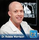 BackTable Podcast Guest Dr. Robbie Morrison