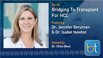 HCC Bridge to Liver Transplant Podcast Guest Dr. Jennifer Berumen