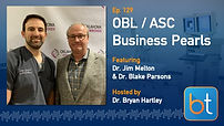 OBL / ASC Business Pearls BackTable Podcast Guest Dr. Jim Melton