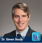 BackTable ENT Podcast Guest Dr. Steven Goudy