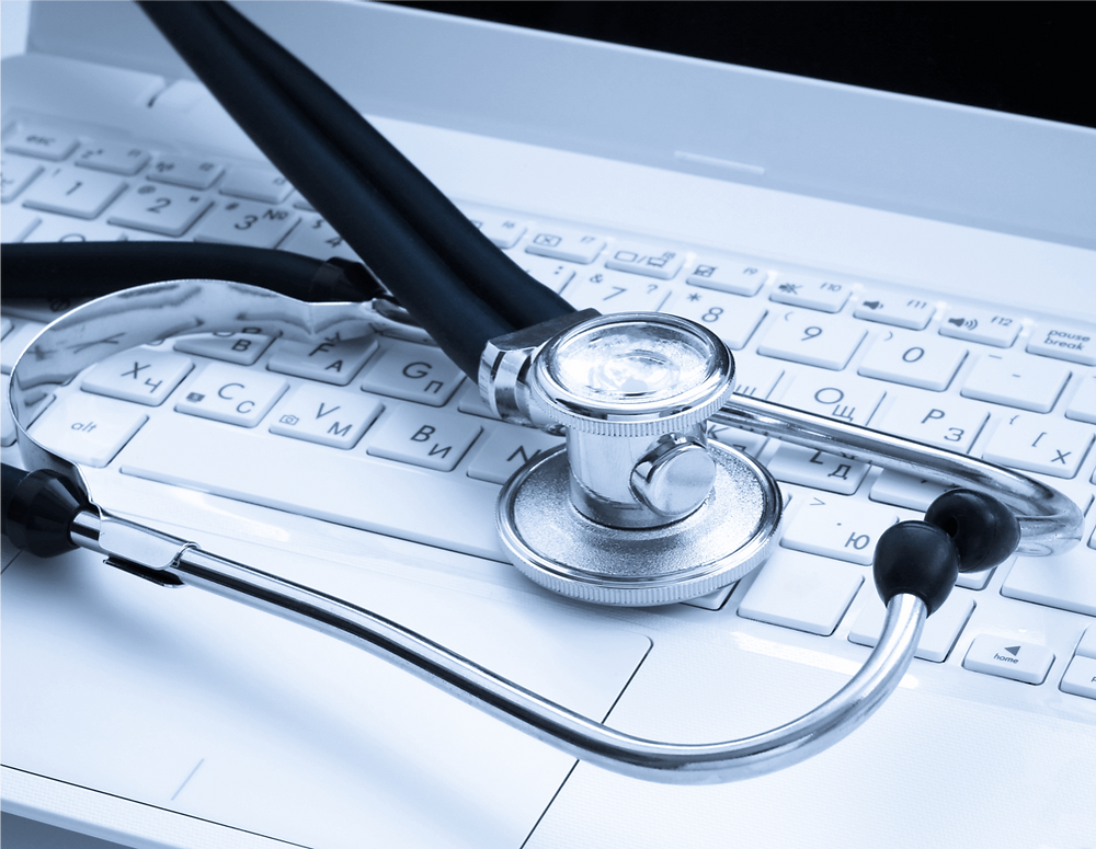medical-keyboard-stethescope