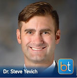 Dr. Steven Yevich on the BackTable Podcast