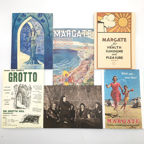 Margate and Grotto Card Pack