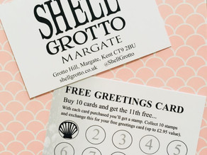 New Loyalty Card!